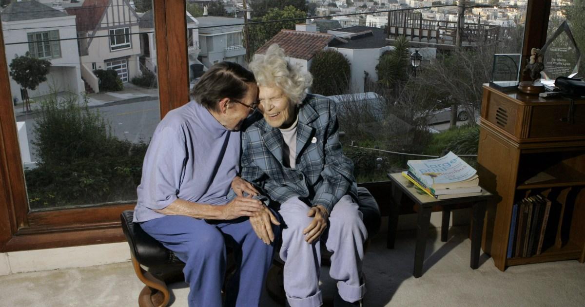 Home of San Francisco's 1st same-sex spouses now a landmark