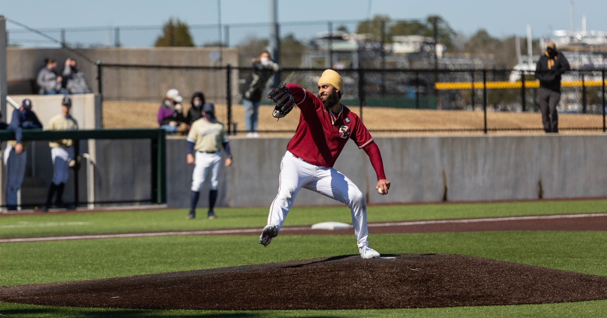 Boston College student is believed to be the first turbaned Sikh to play D1 baseball