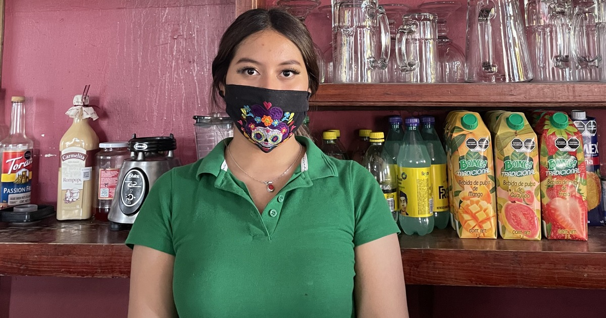A Mexican city, with Covid restrictions eased, reflects on pandemic as it awaits vaccines