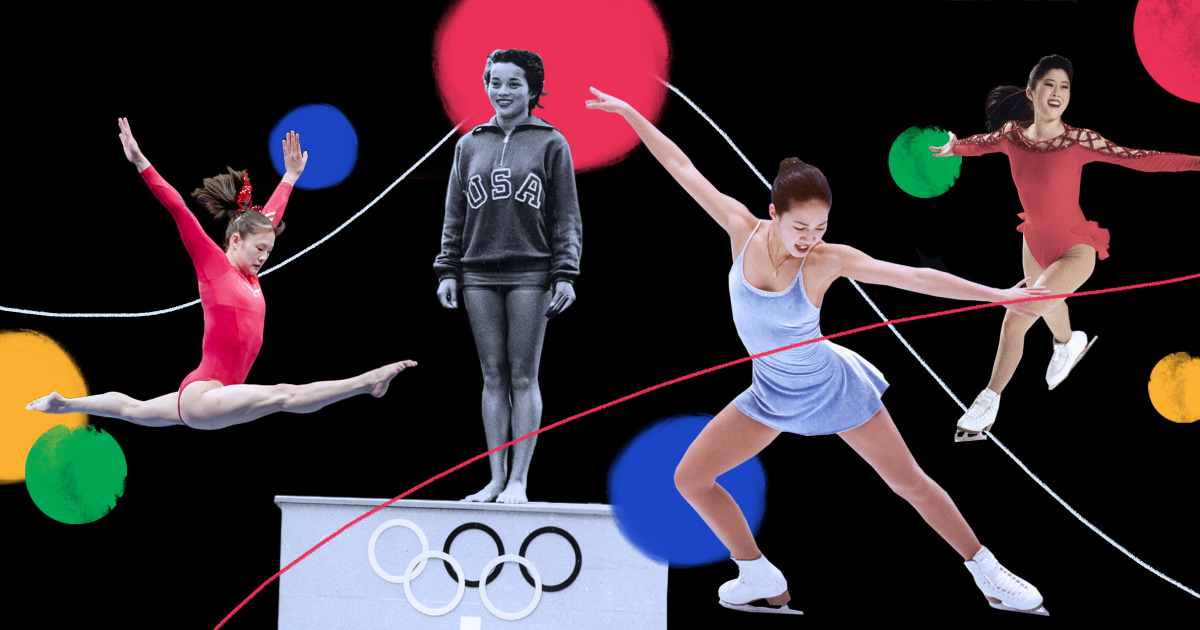 www.nbcnews.com: Descriptions of Asian Olympians' bodies are part of trend of dehumanizing Asians in U.S.