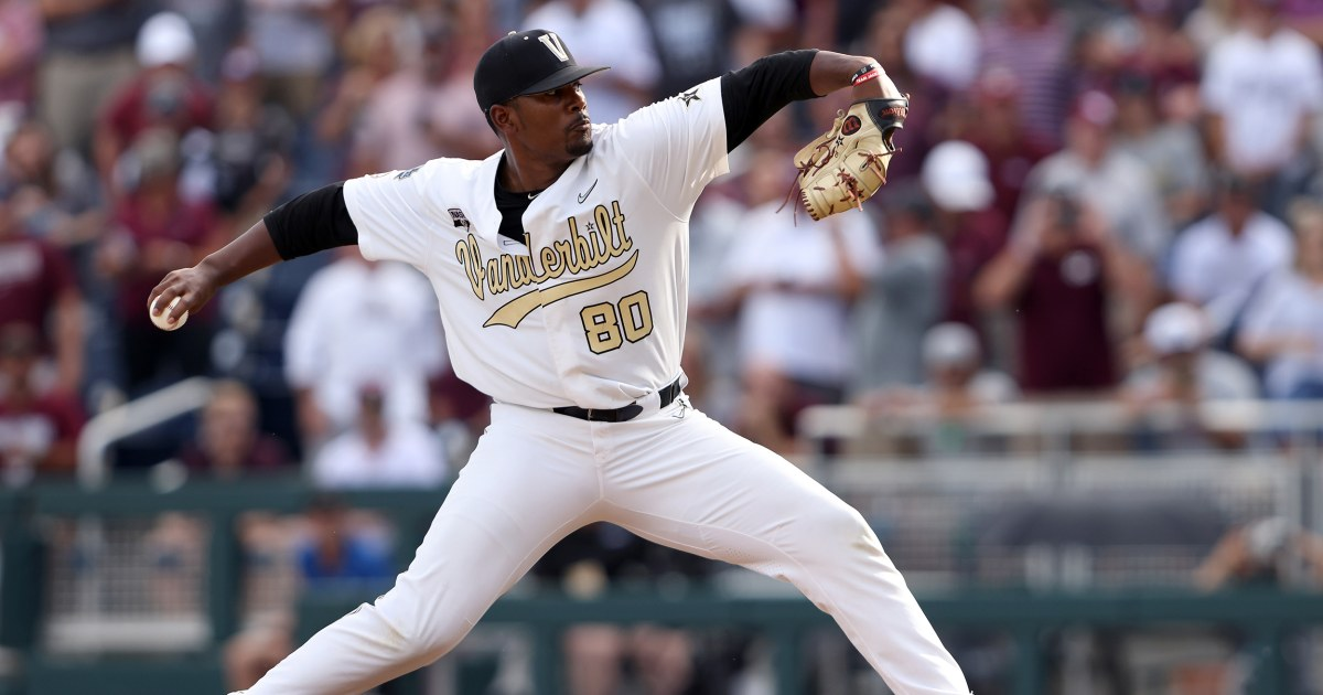www.nbcnews.com: What Indian American Kumar Rocker's historic MLB pick means for South Asians