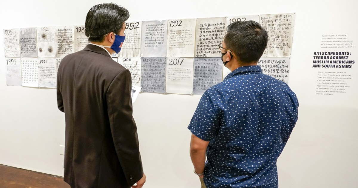 www.nbcnews.com: NYC Chinatown museum reopens with anti-Asian racism exhibit