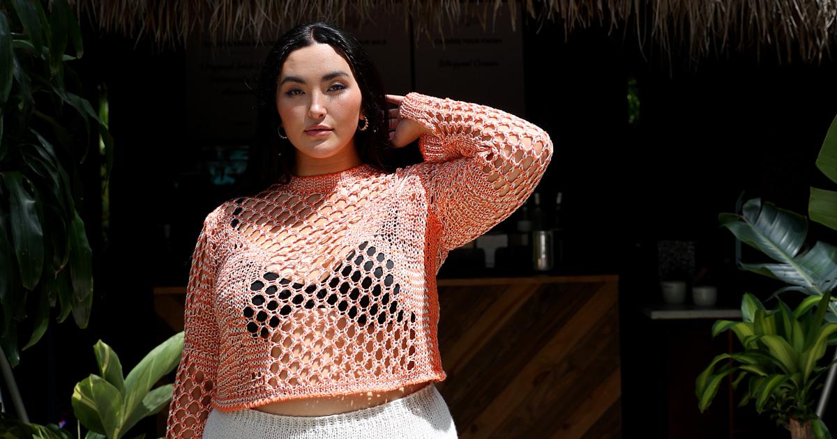 www.nbcnews.com: 1st Asian American Sports Illustrated curve model on fatphobia, quieting bullies