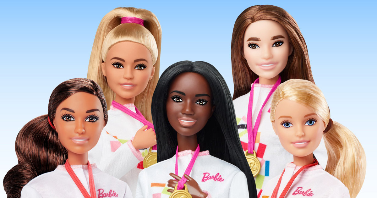 www.nbcnews.com: Mattel says it 'fell short' on Asian representation in Olympics Barbie collection
