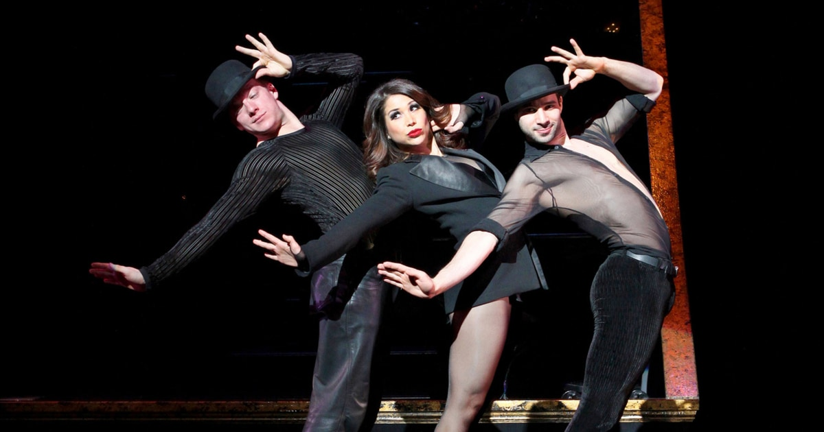 Broadway Latinos are back after Covid shutdown
