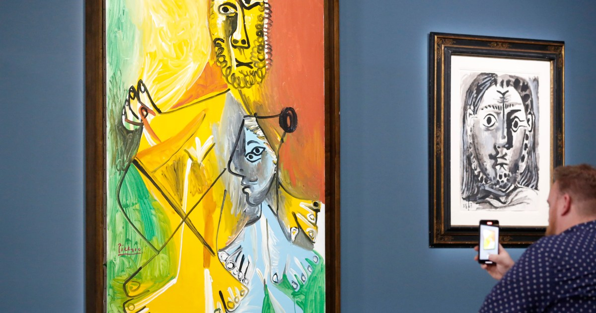 Picasso artworks in Las Vegas sell for more than $100 million
