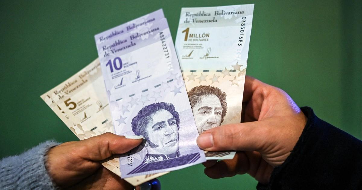 Venezuela unveils new currency with 6 fewer zeros