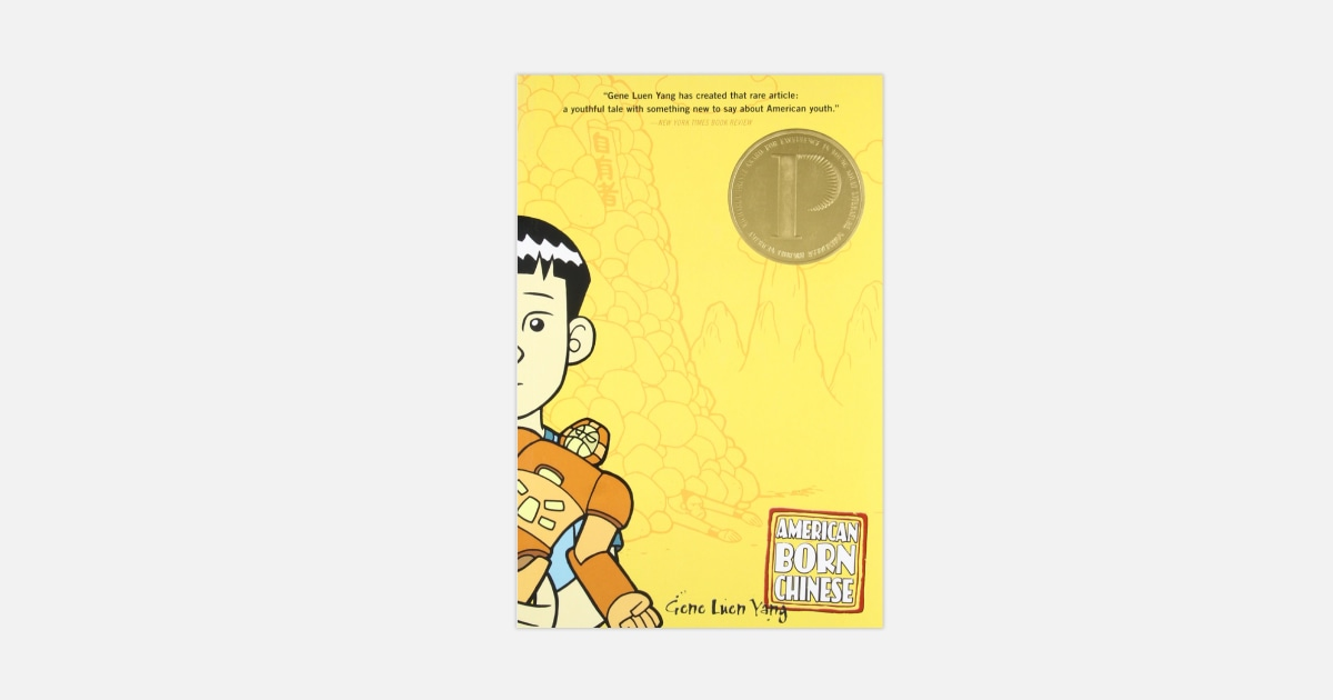 www.nbcnews.com: Disney Plus greenlights 'American Born Chinese' series based on book