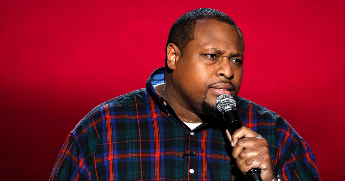 Comedian Ricarlo Flanagan dies from Covid-19 complications at 40