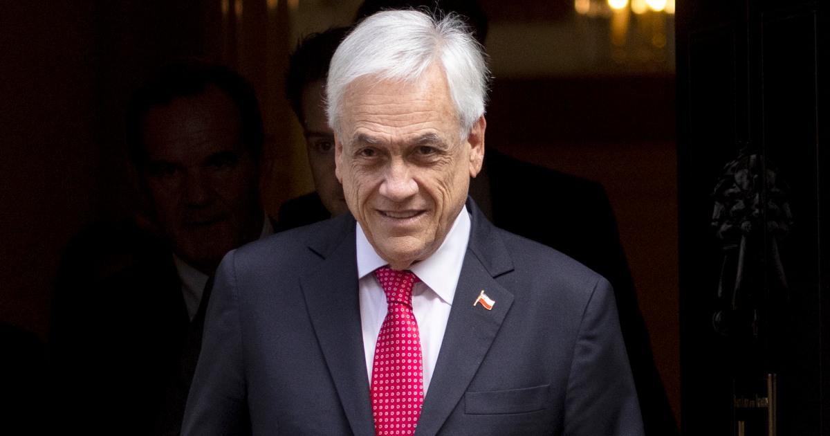 Chile's Piñera faces impeachment bid after Pandora Papers leak thumbnail