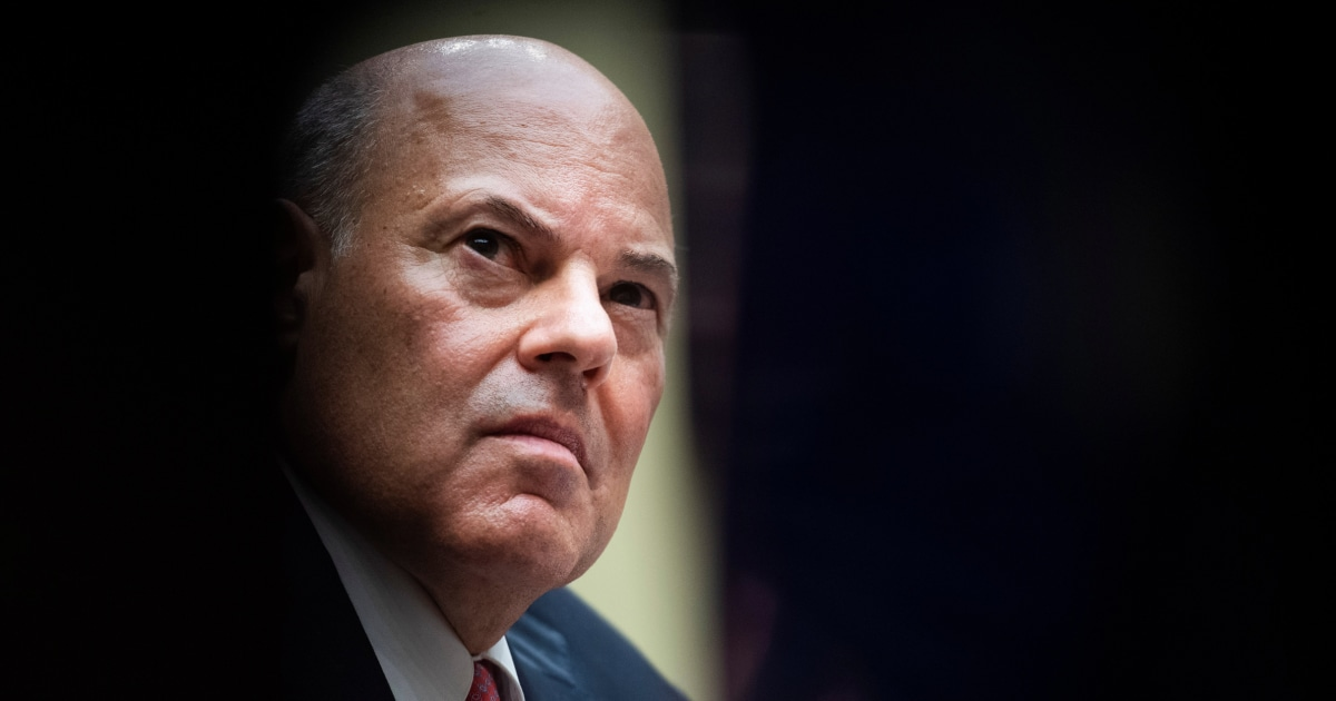 Current Status: New documents detail conflicts of interest DeJoy faced as post office head
