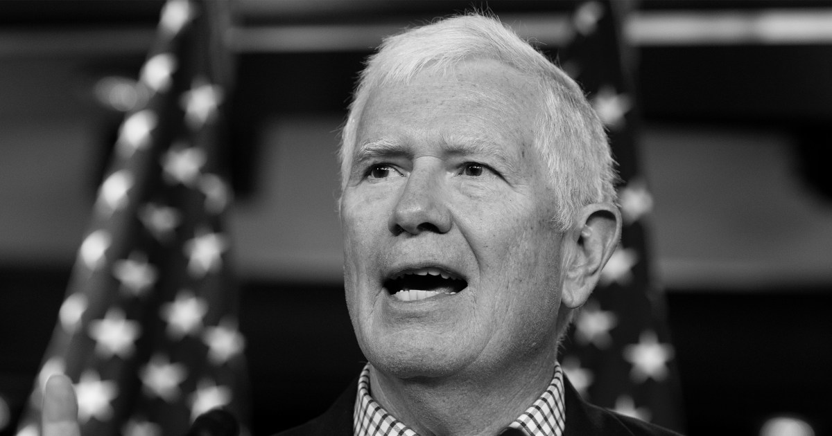 Rep. Mo Brooks's latest Jan. 6 remarks are just icing on the disgraceful cake