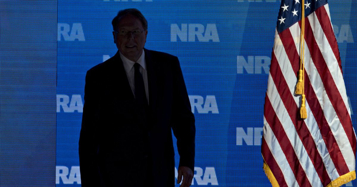 Cybercriminals claim to have hacked the NRA