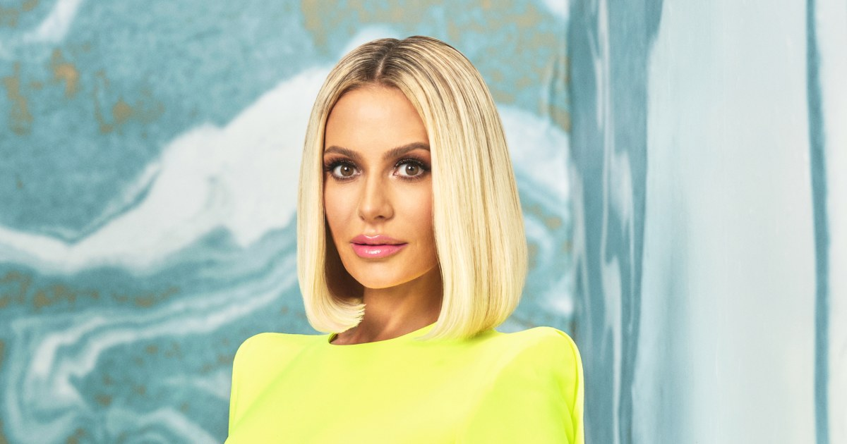 'Real Housewives' star Dorit Kemsley held at gunpoint in home invasion