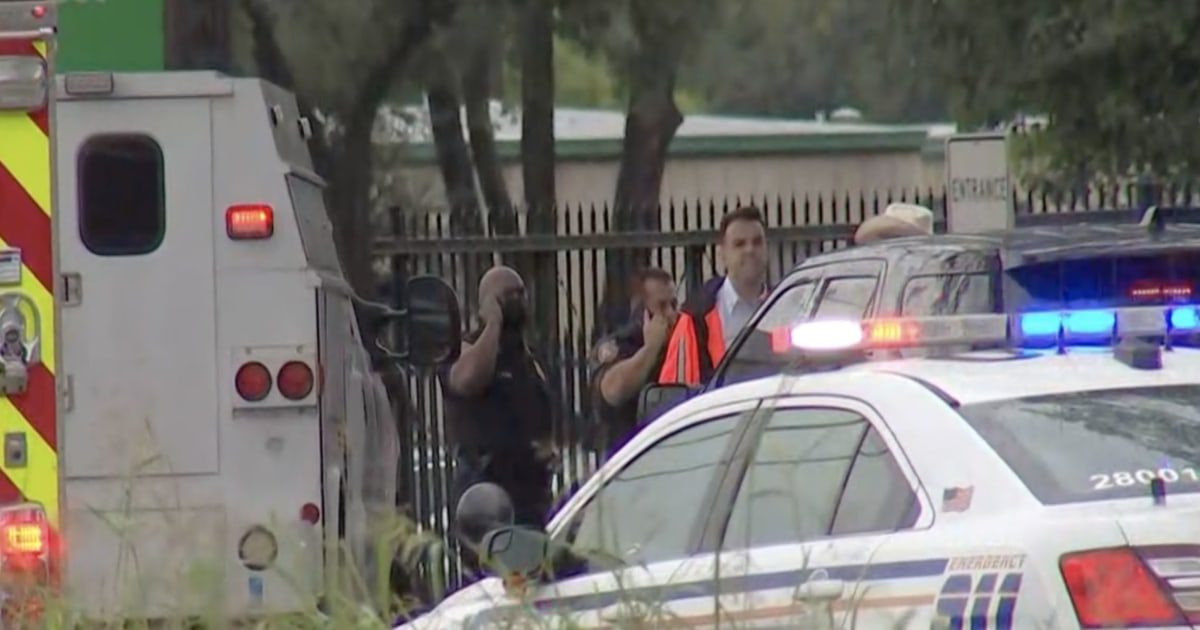 Tiroteo en una escuela de Houston, Texas: reportan al menos un herido