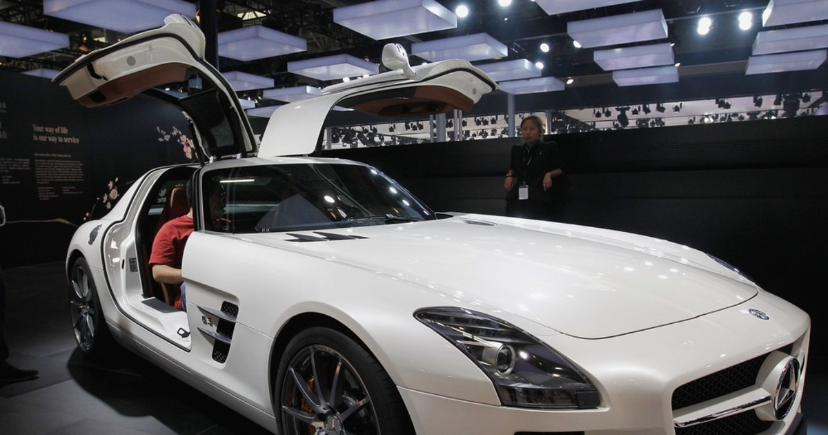 The Most Expensive Luxury Cars To Own