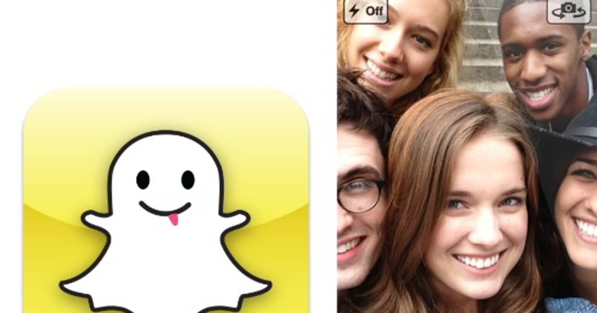 Nude sext spam hits Snapchat app users