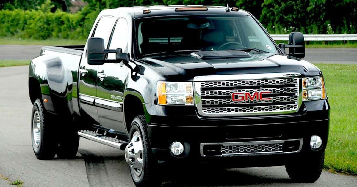 GMC Pickups, SUVs Top List Of Safest Vehicles