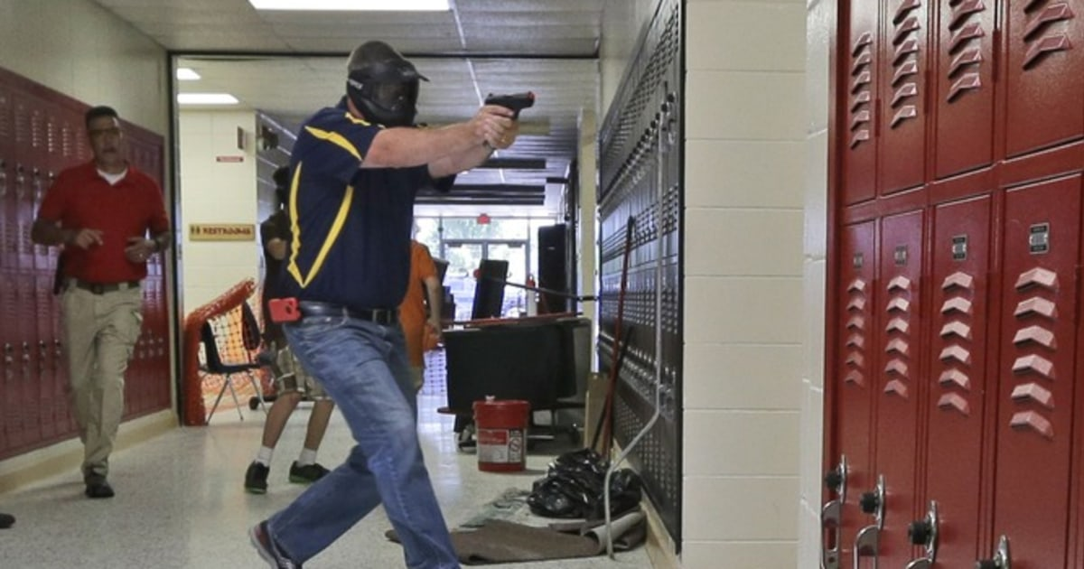 Guns in school: Ark  district arming more than 20 teachers, staff