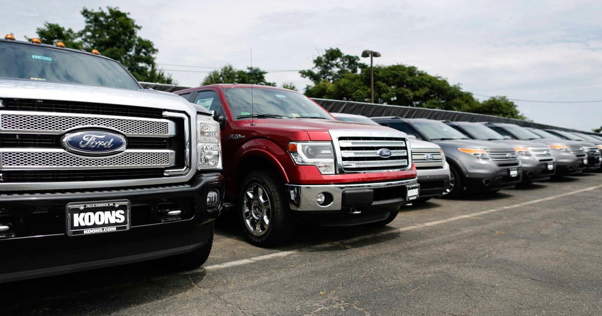 Auto sales jump in August, and so do prices