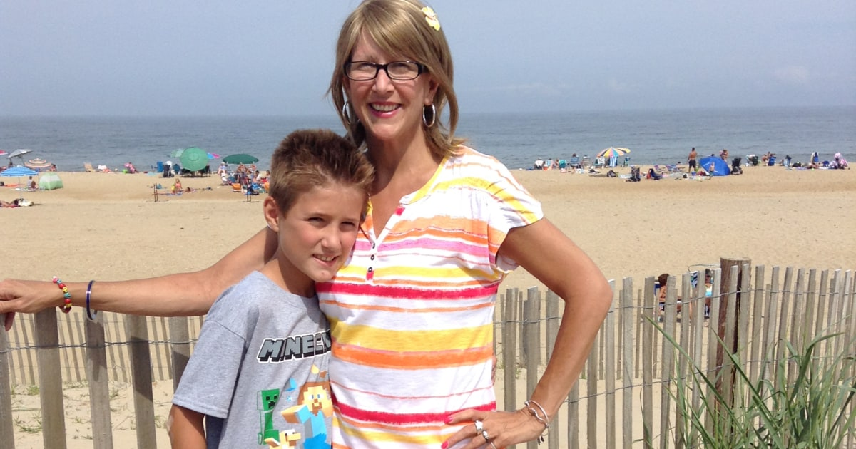 Can you raise my son if I die?: Moms prayers answered