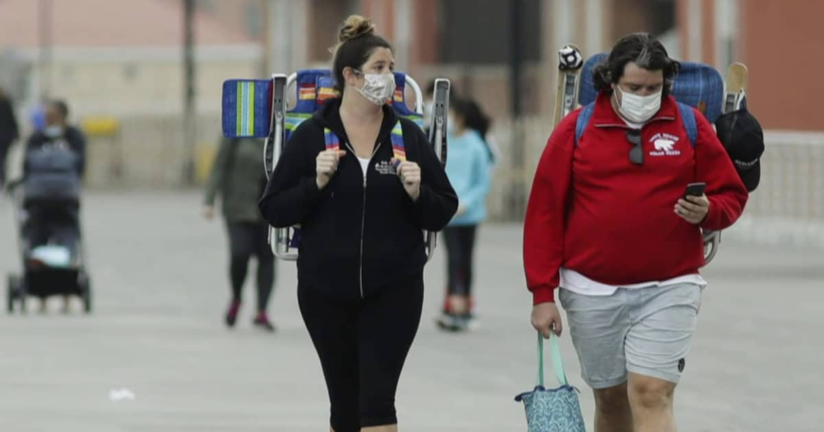 Businesses can still decide their own mask requirements as CDC lifts restrictions