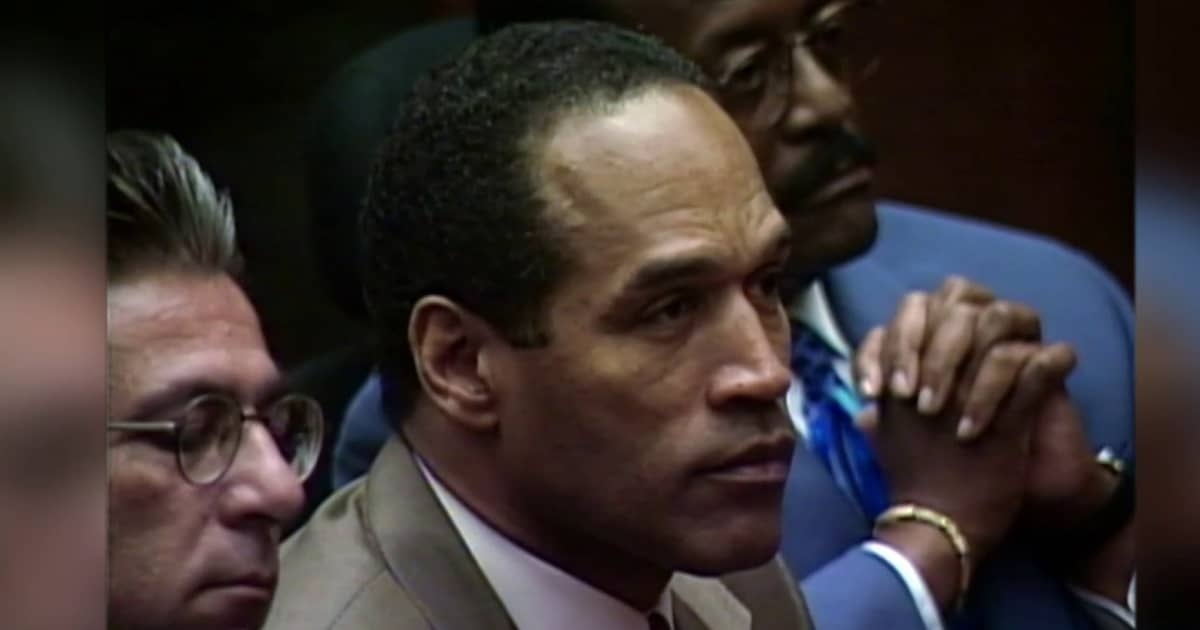 How OJ's 'guilty' and 'not guilty' verdicts explain American justice