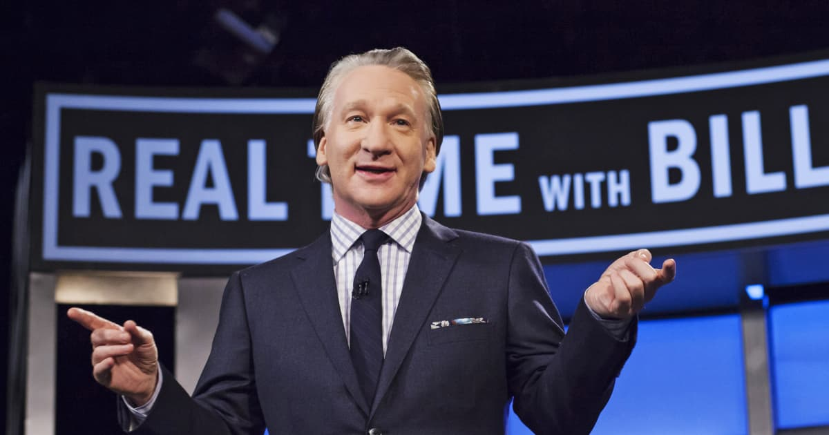 Bill Maher tests positive for Covid, forcing HBO to table 'Real Time' taping
