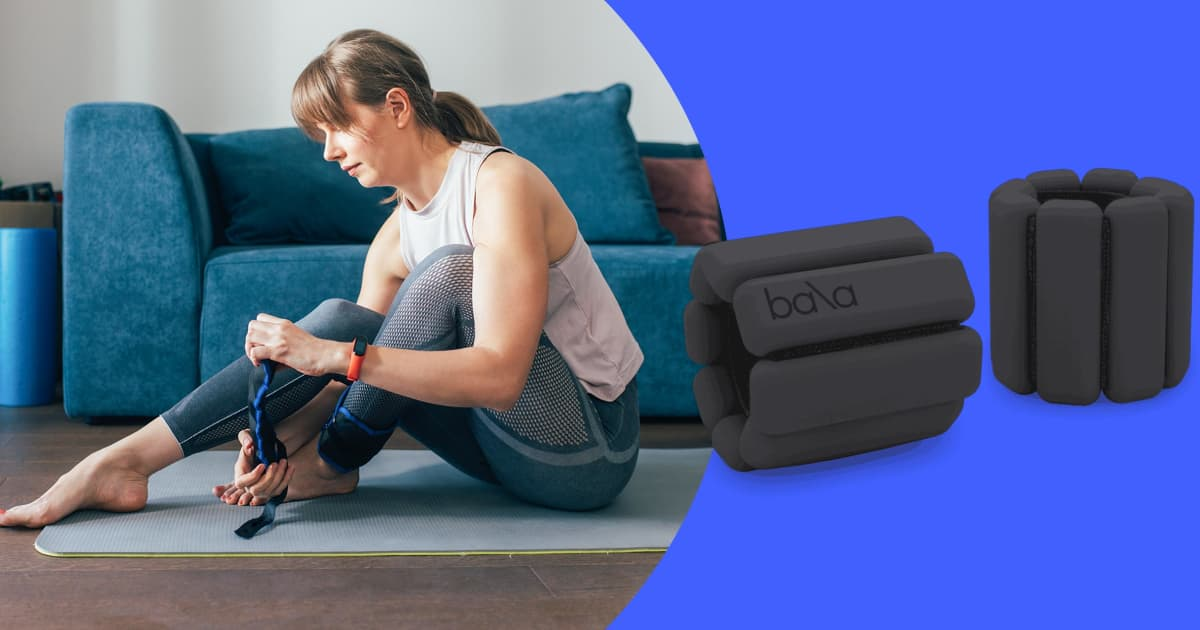 The 7 best ankle weights and wrist weights of 2021