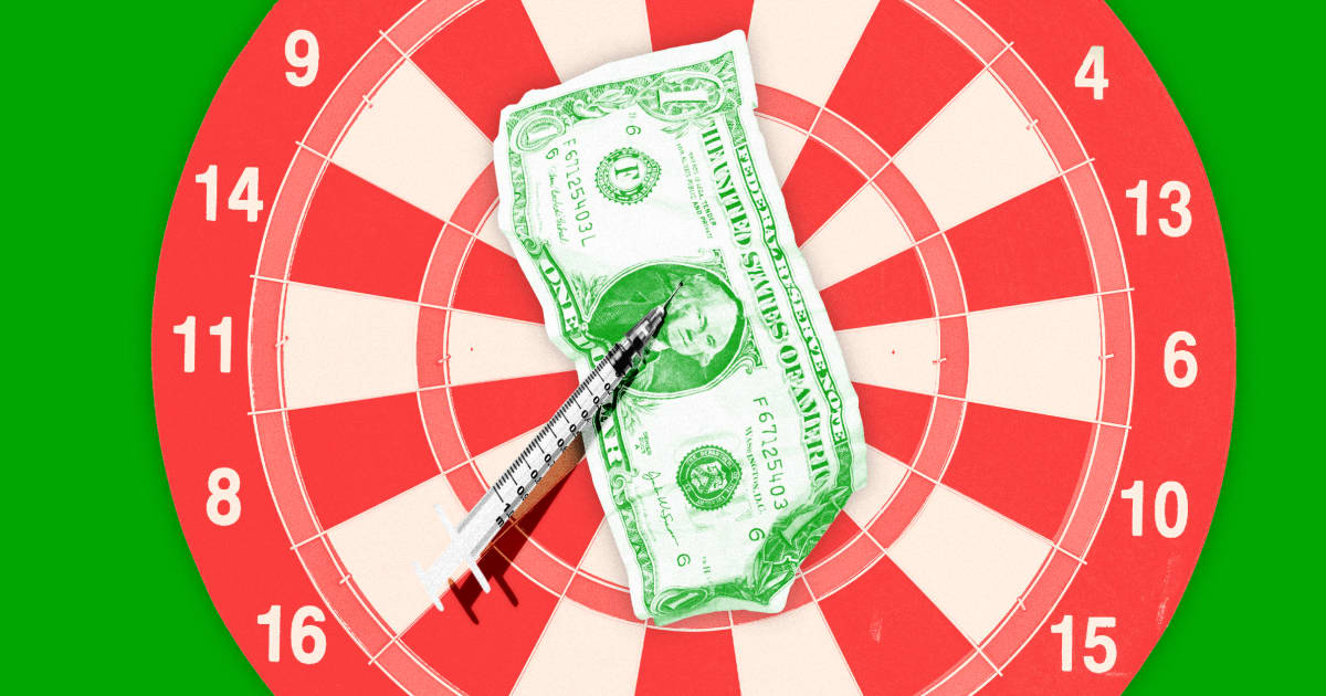 Ohio's $1 million Covid vaccine lottery is bribery at its best