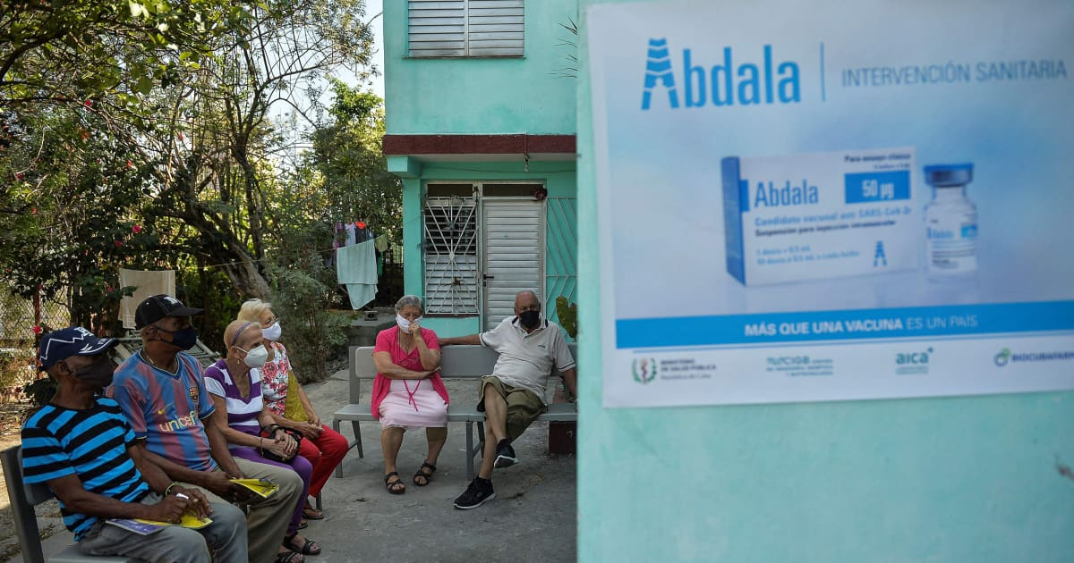 Cuba begins mass Covid-19 vaccine inoculation before concluding trials