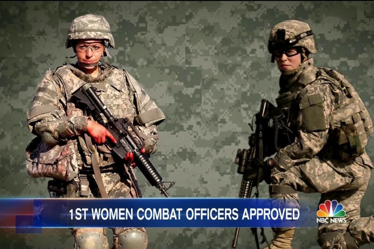 Army approves 22 female officer candidates for possible for Combat portent 30 22