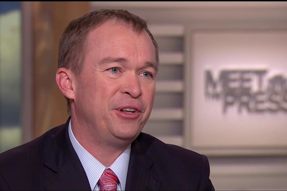 Mulvaney defends budget blueprint that won't balance