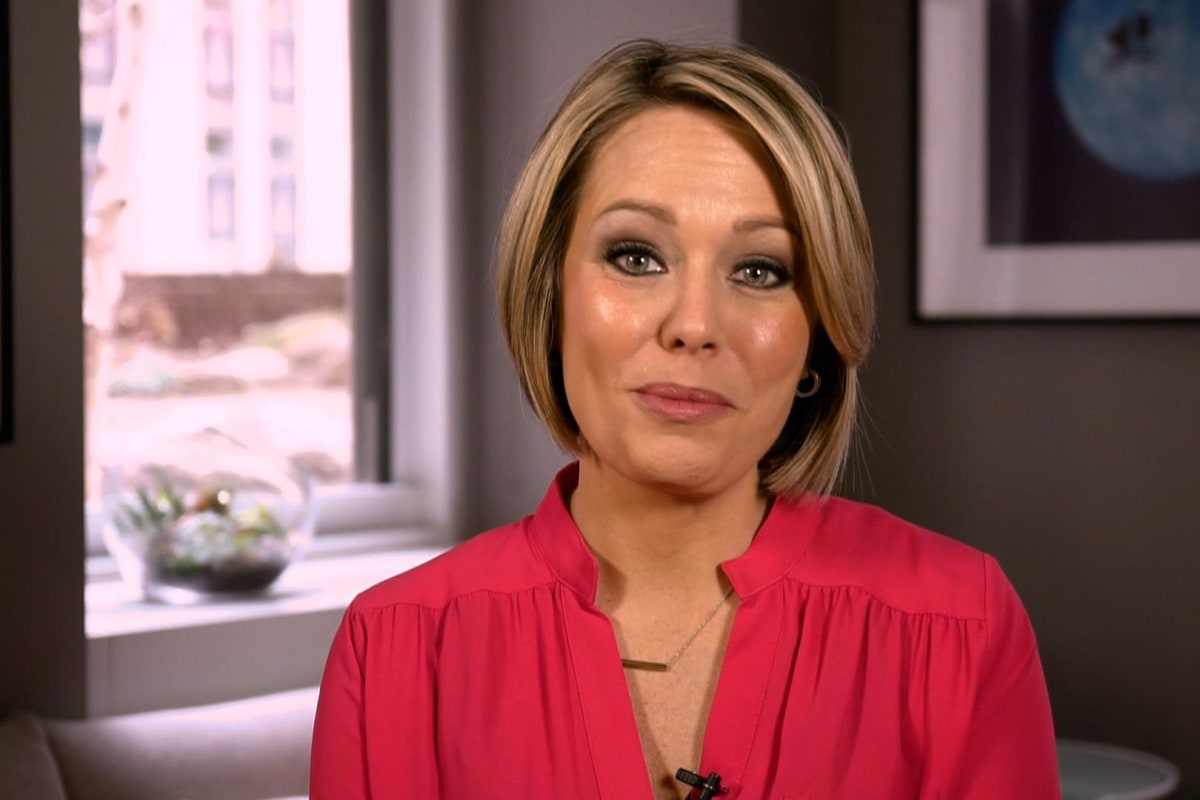 Dylan Dreyer: One Freshmen Class Changed the Course of My Career - NBC News