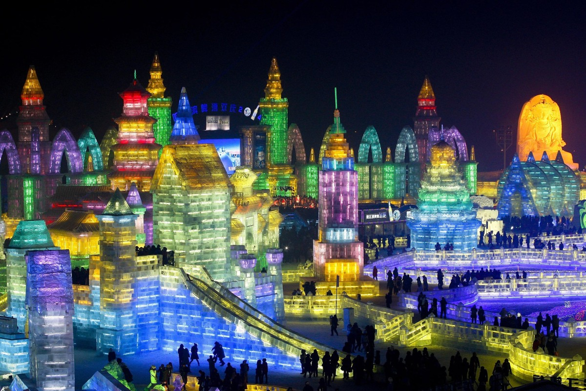 Image: Harbin International Ice and Snow festival