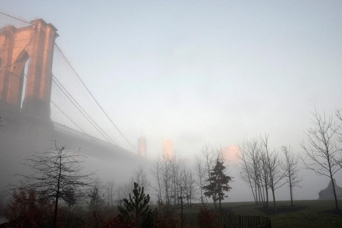 Image: New York Fog
