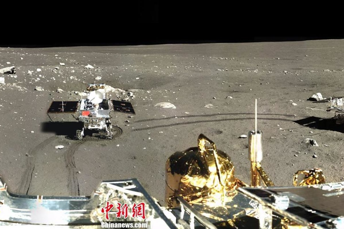 chinese moon mission latest in - photo #7