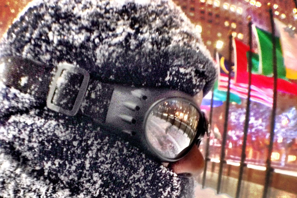 Image: Cold in New York City