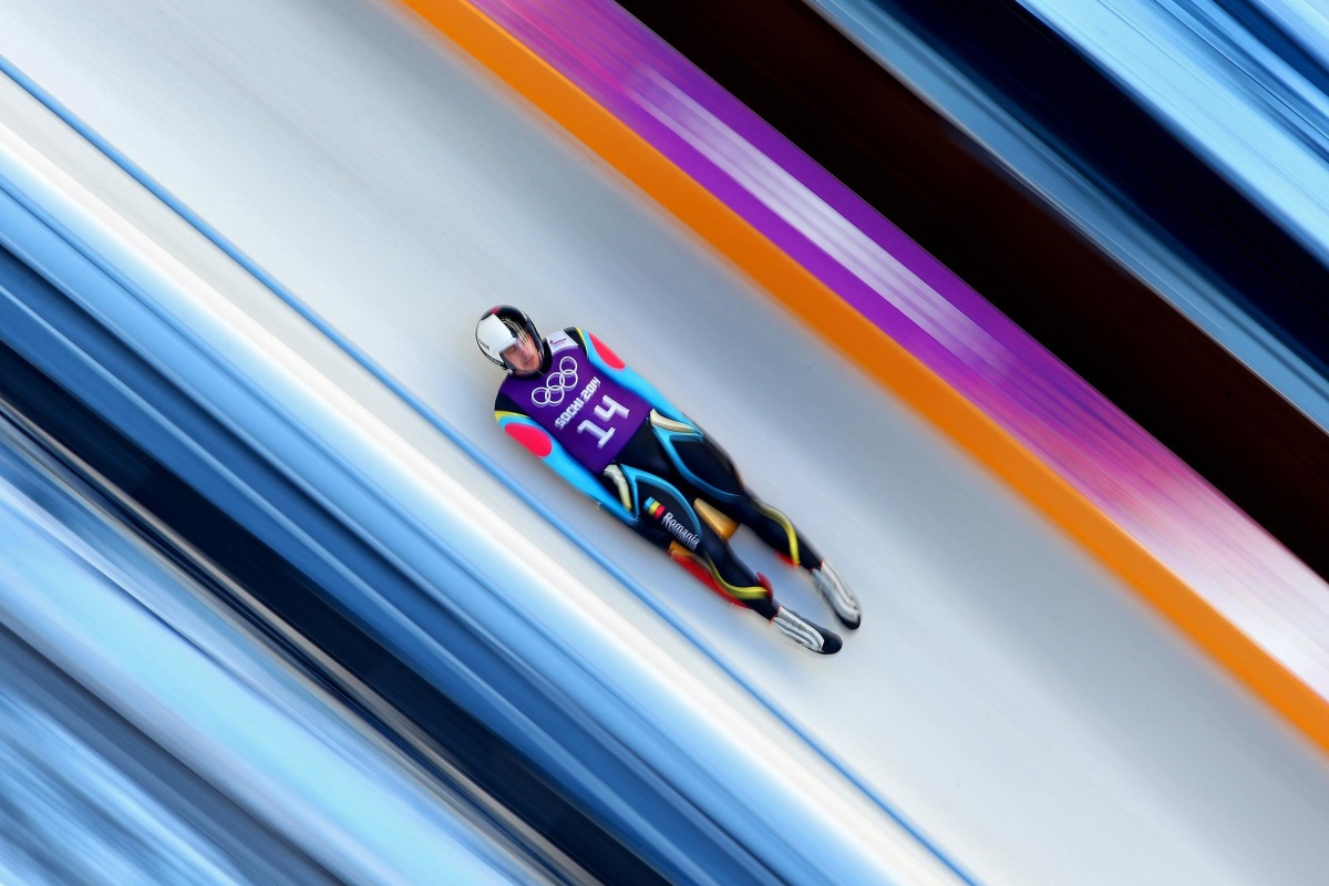 Image: Winter Olympics Day 1 Valentin Cretu