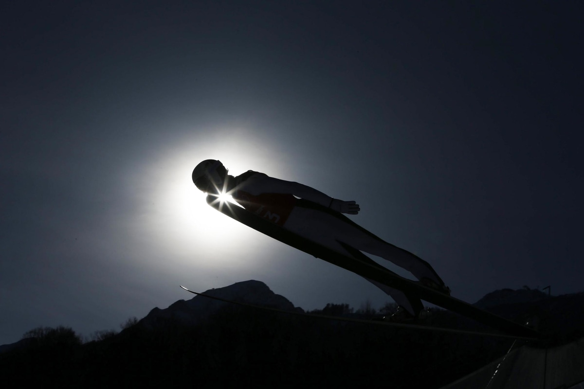 Image: Ski Jumping