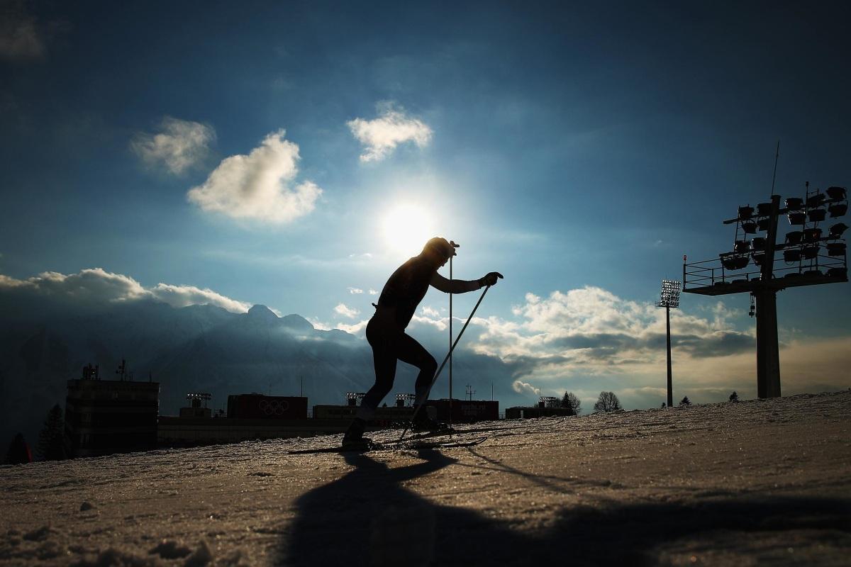 Image: Biathlon - Winter Olympics Day 4