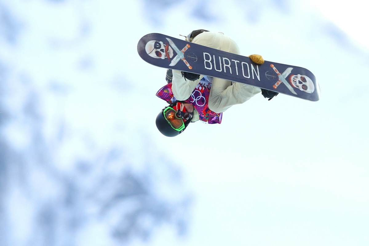 Image: Snowboard - Winter Olympics Day 4
