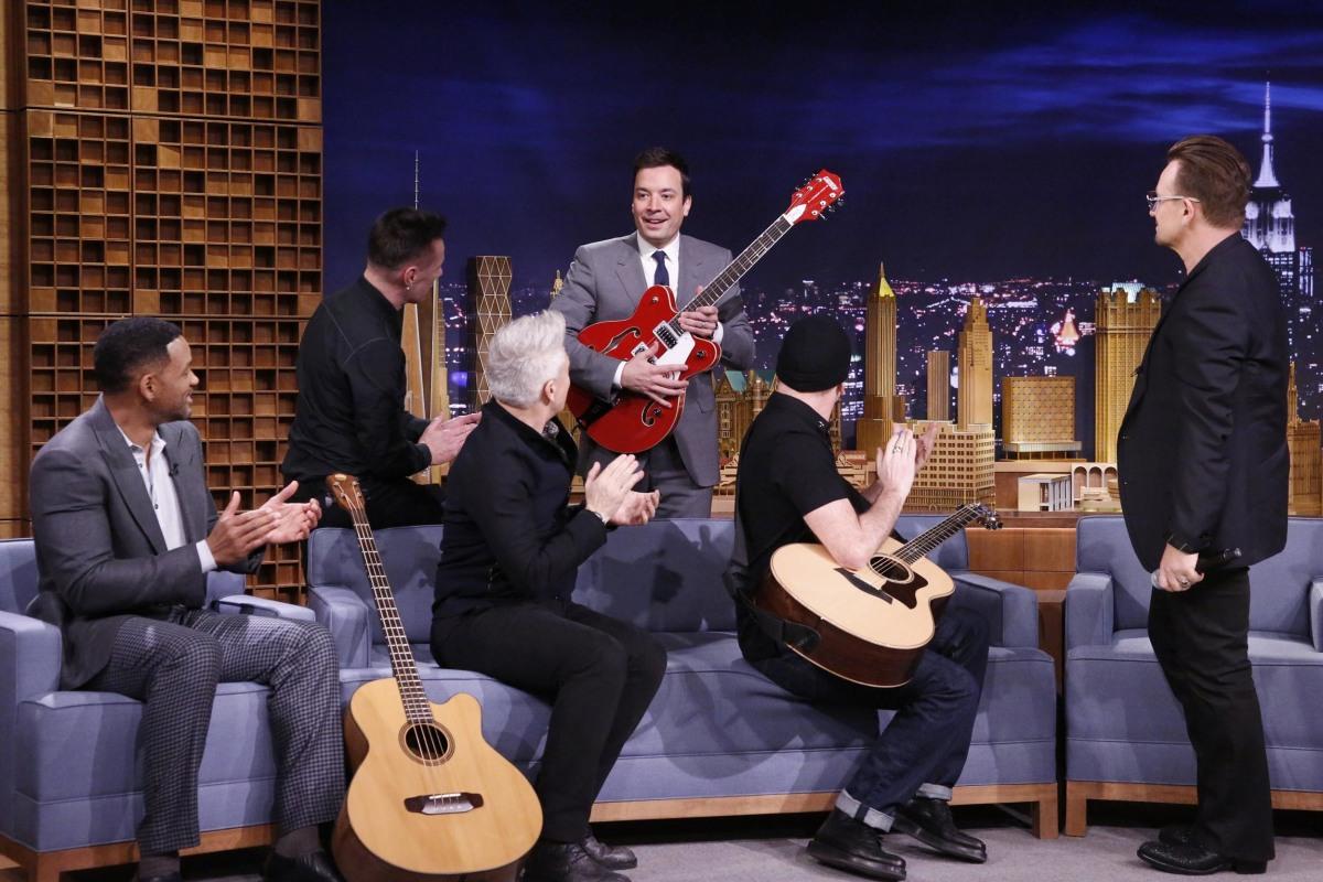 Image: The Tonight Show Starring Jimmy Fallon