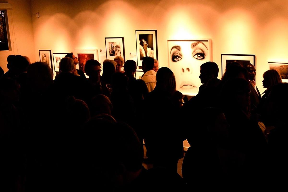 Image: Elizabeth Taylor AIDS Foundation Art Auction Benefit