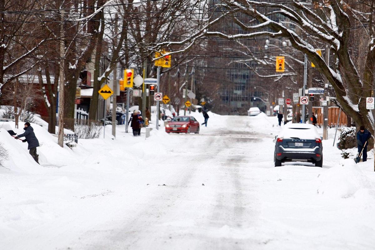 winter storm real mess looms  northeast Winter Northeast