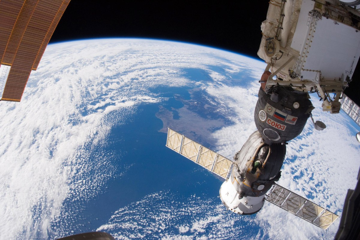 Russia Crisis Raises Space Station Questions But Nasa Has