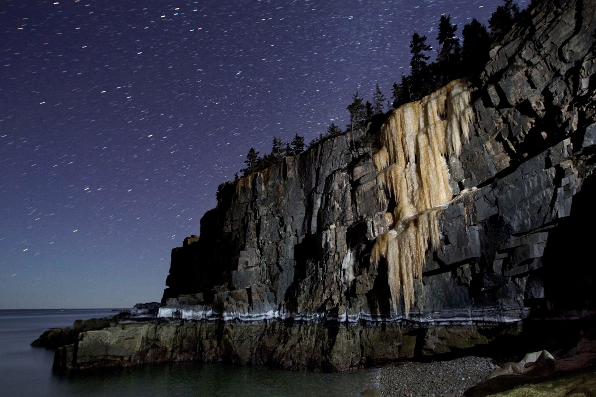 Image: Acadia National Park in Maine