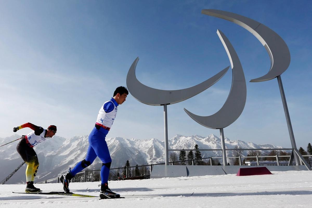 Image: Sochi 2014 Paralympic Games