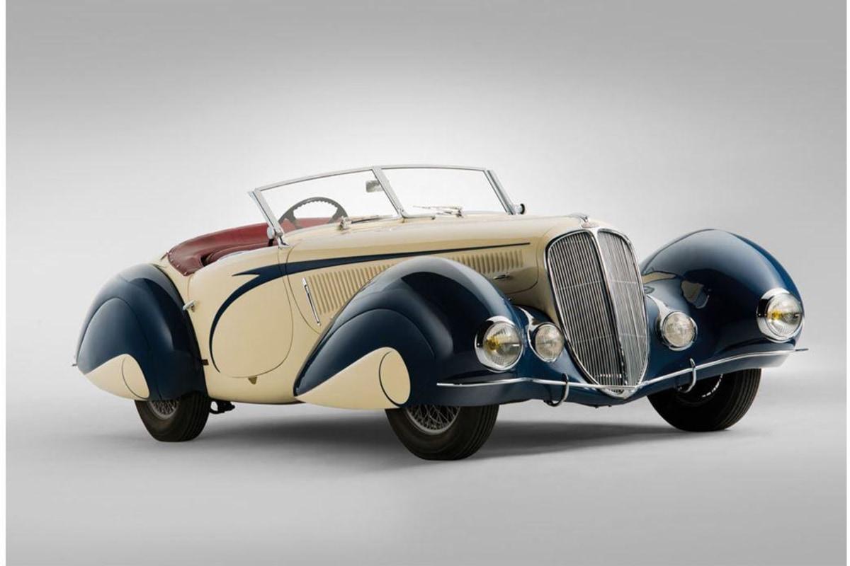 $6.6 Million \'French Mistress\' Tops Car Auctions - NBC News