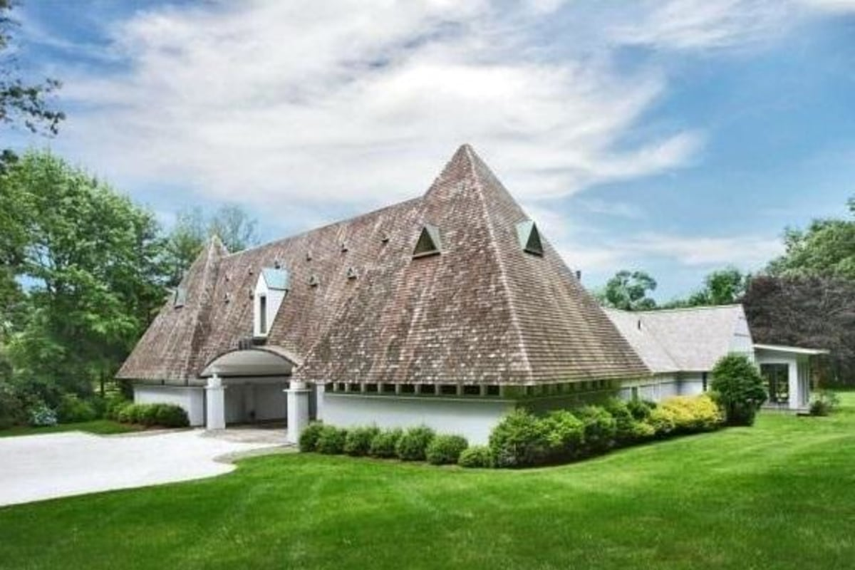 Listing Of The Week Pyramid Home Makes For Dramatic